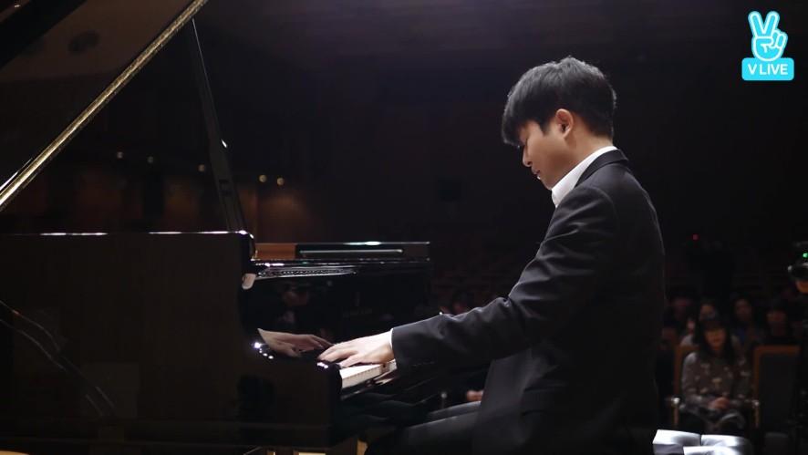 선우예권 Sunwoo Yekwon '라흐마니노프 피아노 소나타 제2번 S. Rachmaninov / Piano Sonata No.2' in 김정원의 V살롱콘서트