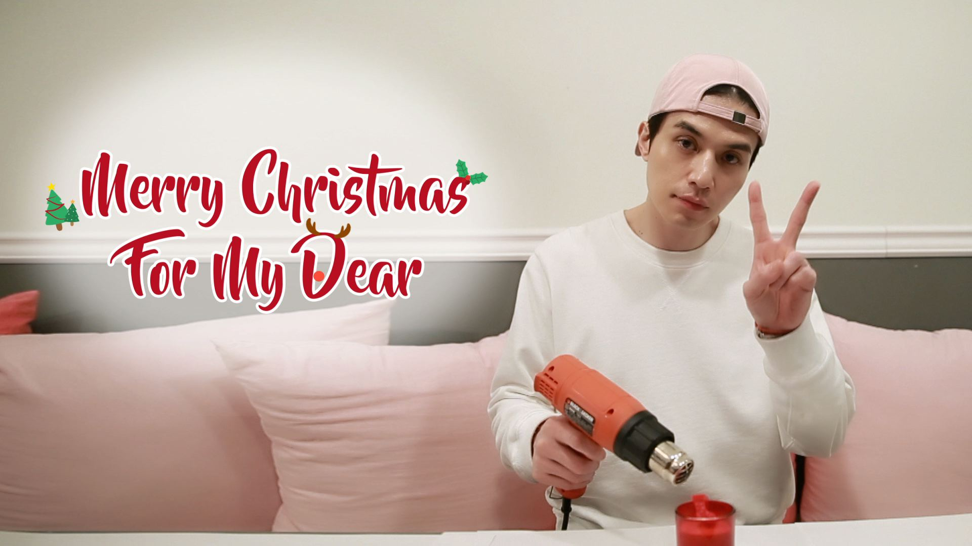 [단독][배우 이동욱] Merry Christmas For My Dear