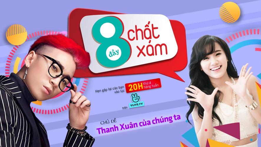 TÁM ĐẦY CHẤT XÁM with Emma - chủ đề THANH XUÂN