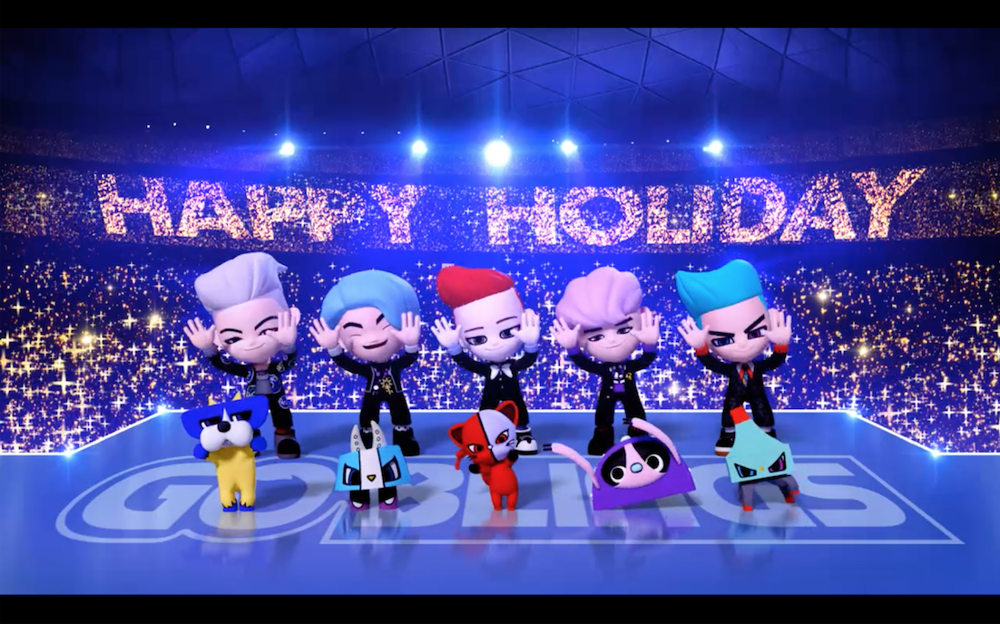 BIGBANG - HAPPY NEW YEAR VIPs!