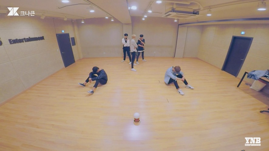 크나큰(KNK)_해.달.별(Sun.Moon.Star) Choreography Video