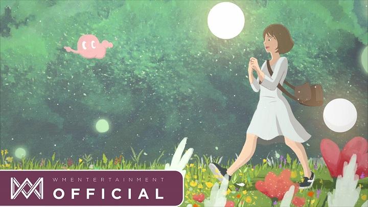 OH MY GIRL 5th Mini Album [비밀정원] 동화 <비밀정원> 1부