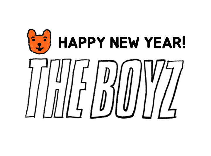 [THE BOYZ] Happy New Year!