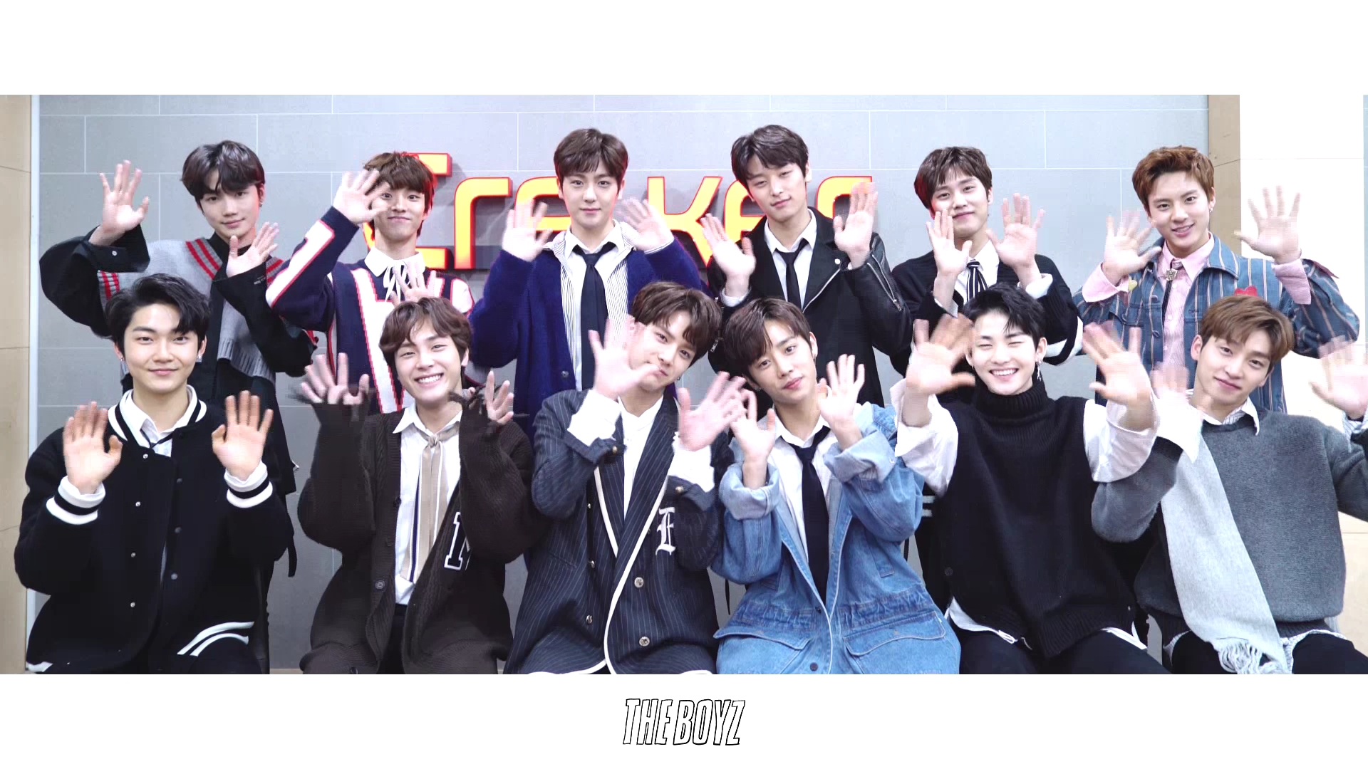 더보이즈(THE BOYZ) 2018 NEW YEAR'S GREETINGS