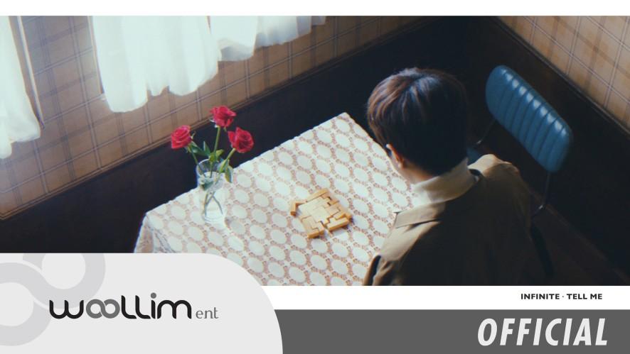"""인피니트(INFINITE) """"Tell Me"""" MV Teaser (Short ver.)"""