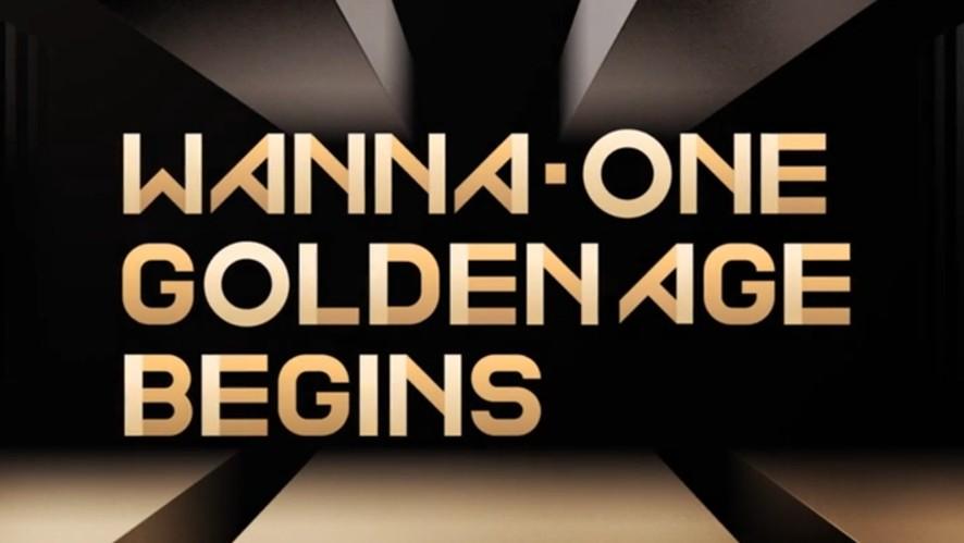 2018 Wanna One Golden Age Begins