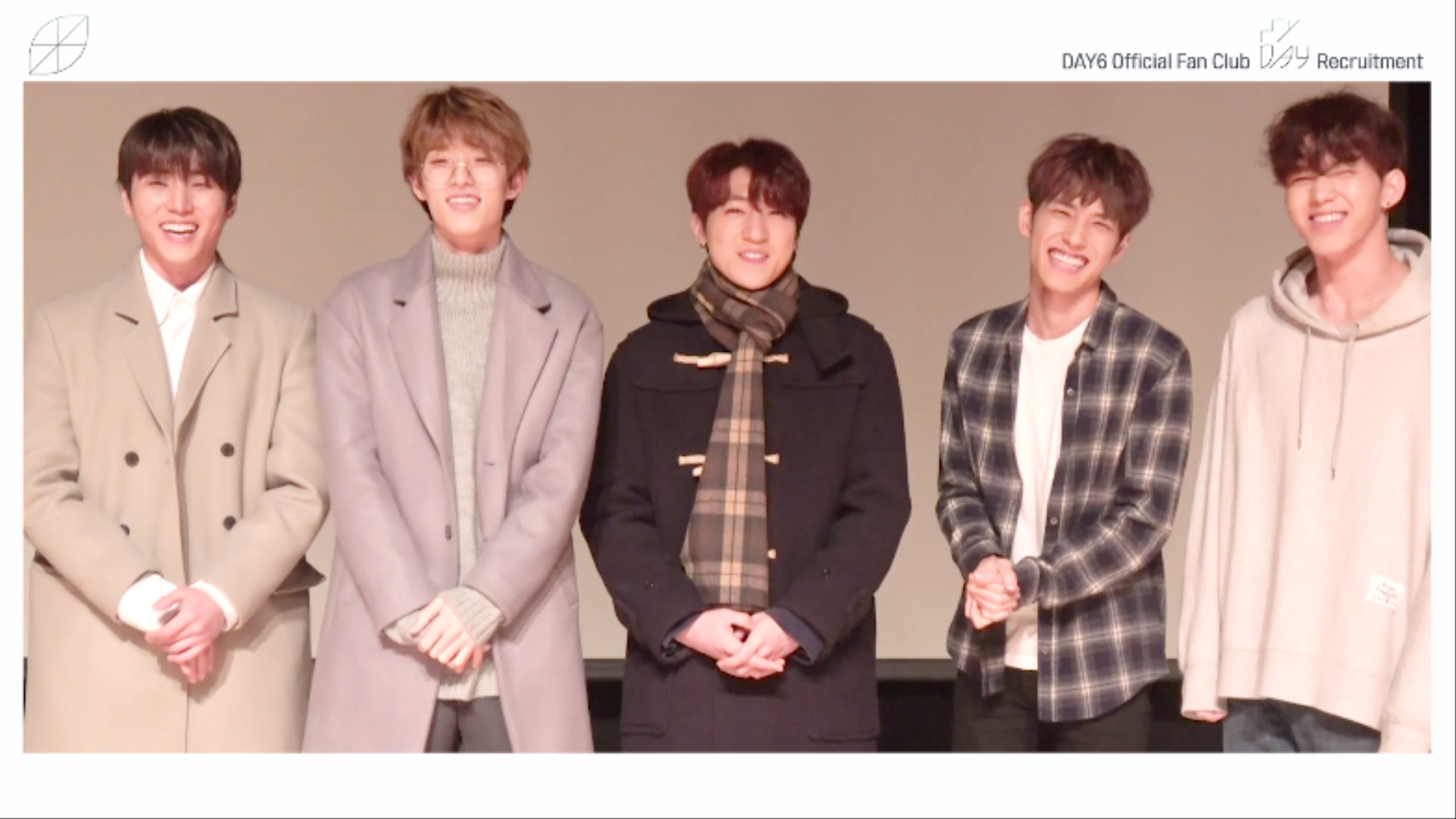 "DAY6 Official Fan Club ""My Day"" Invitation Video"