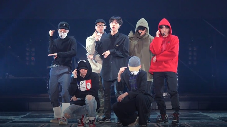 [GIFT VOD] REHEARSAL FULL CAM '고민보다 Go' - THE WINGS TOUR THE FINAL