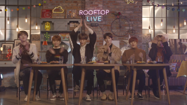 [Full] ASTRO X Rooftop Live - 아스트로의 루프탑라이브!