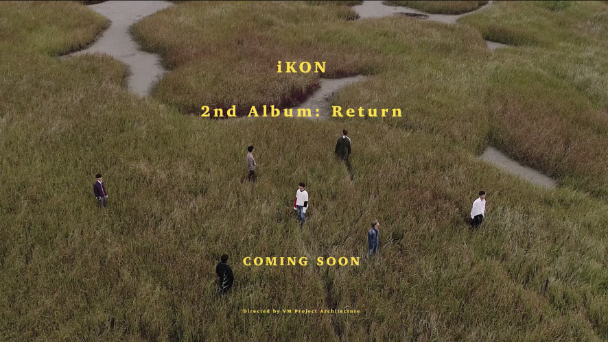 iKON - 2nd ALBUM 'RETURN' TEASER FILM