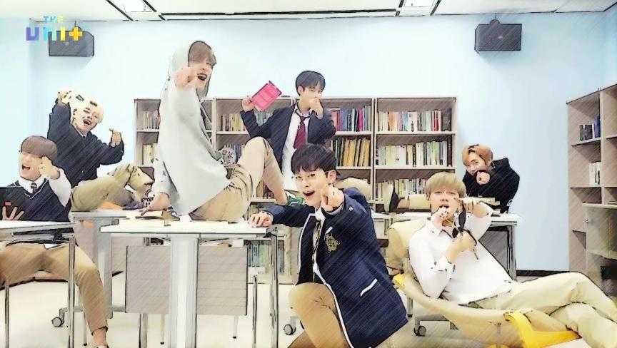[유닛B] 신곡 '셀프 메이킹' 티저 퍼레이드 [Unit B's New Song Self Making Teaser]