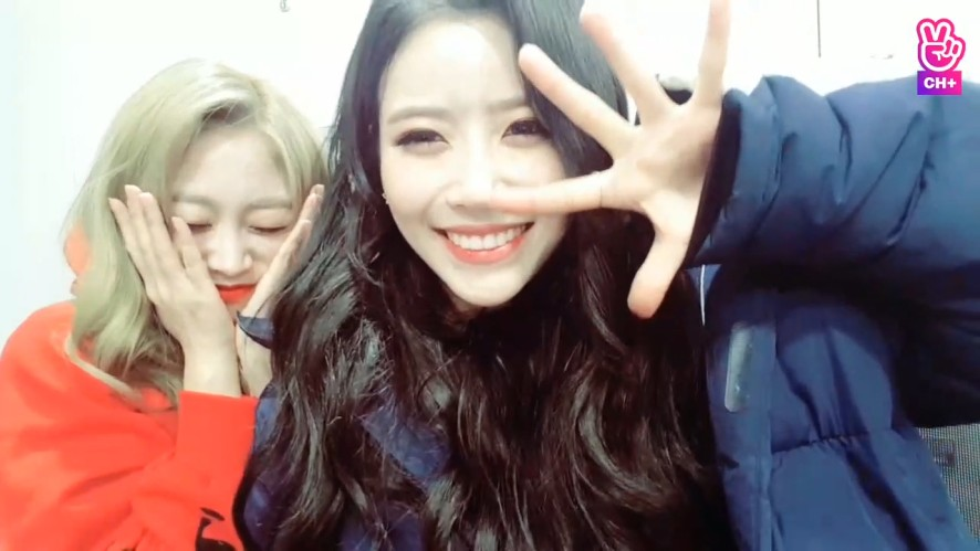 [CH+ mini replay] 막방 끝나고 놀러와따💕 Came for Fun after Last Performance💕