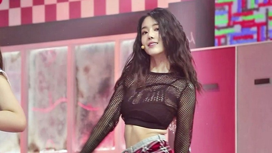 최문희 | HUSH(쉿!)♪ - 마이9美 | 신곡 음원 배틀 직캠