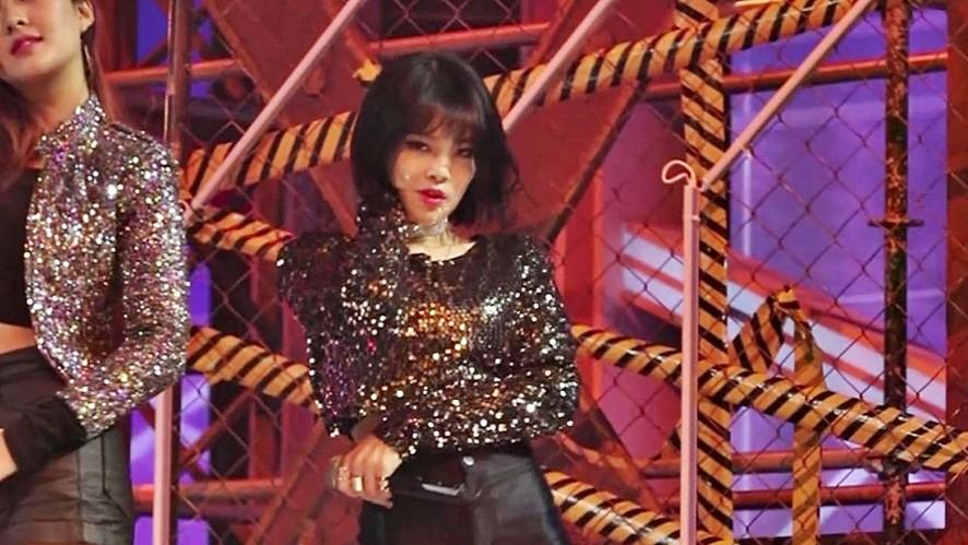 정사라 | Dangerous Girl♪ - 상승세 | 신곡 음원 배틀 직캠