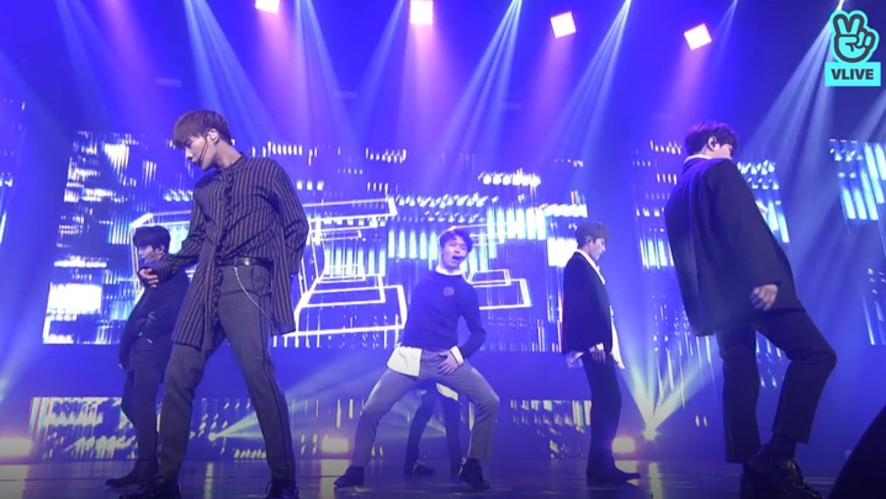 INFINITE - Tell Me (3RD ALBUM [TOP SEED] COMEBACK SHOWCASE)