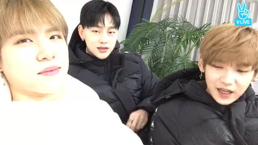 켄타의 첫 브이앱이자 자축브이앱 ~