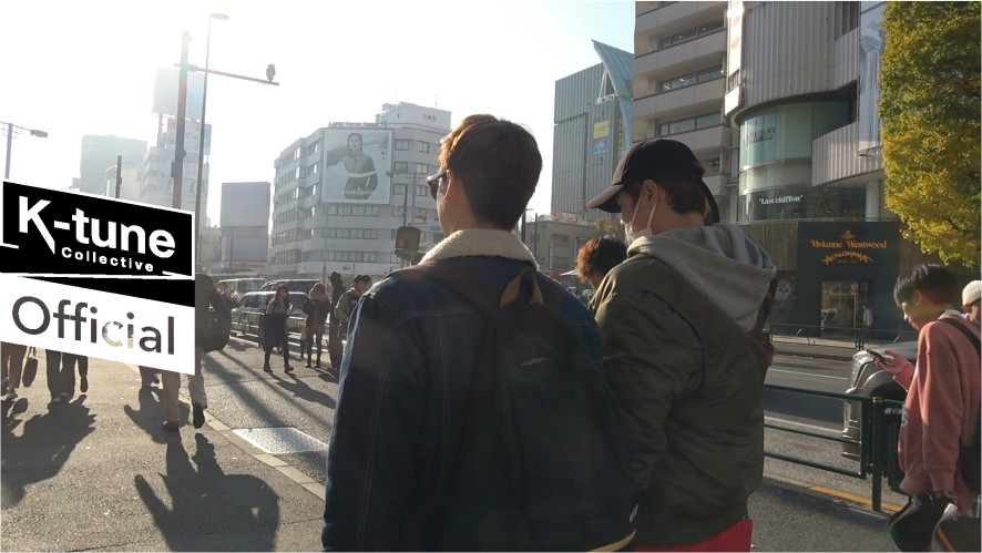 [Nick&Sammy] Japan Showcase Behind Clip