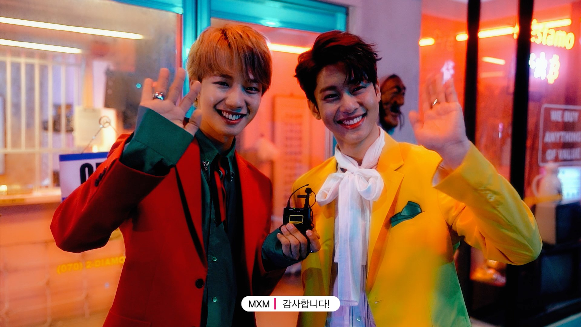 MXM (BRANDNEWBOYS) 2nd Mini Album <MATCH UP> Makingfilm