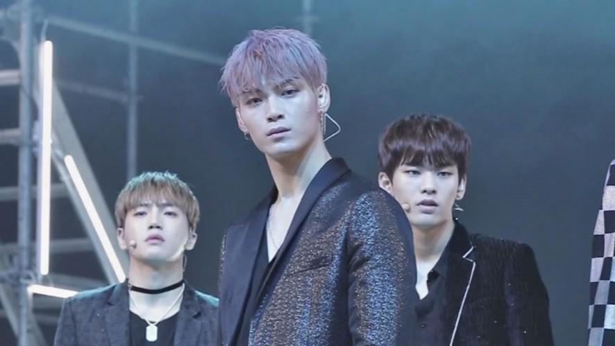 송한겸 | STAND BY ME♪ - 9reat! | 신곡 음원 배틀 직캠