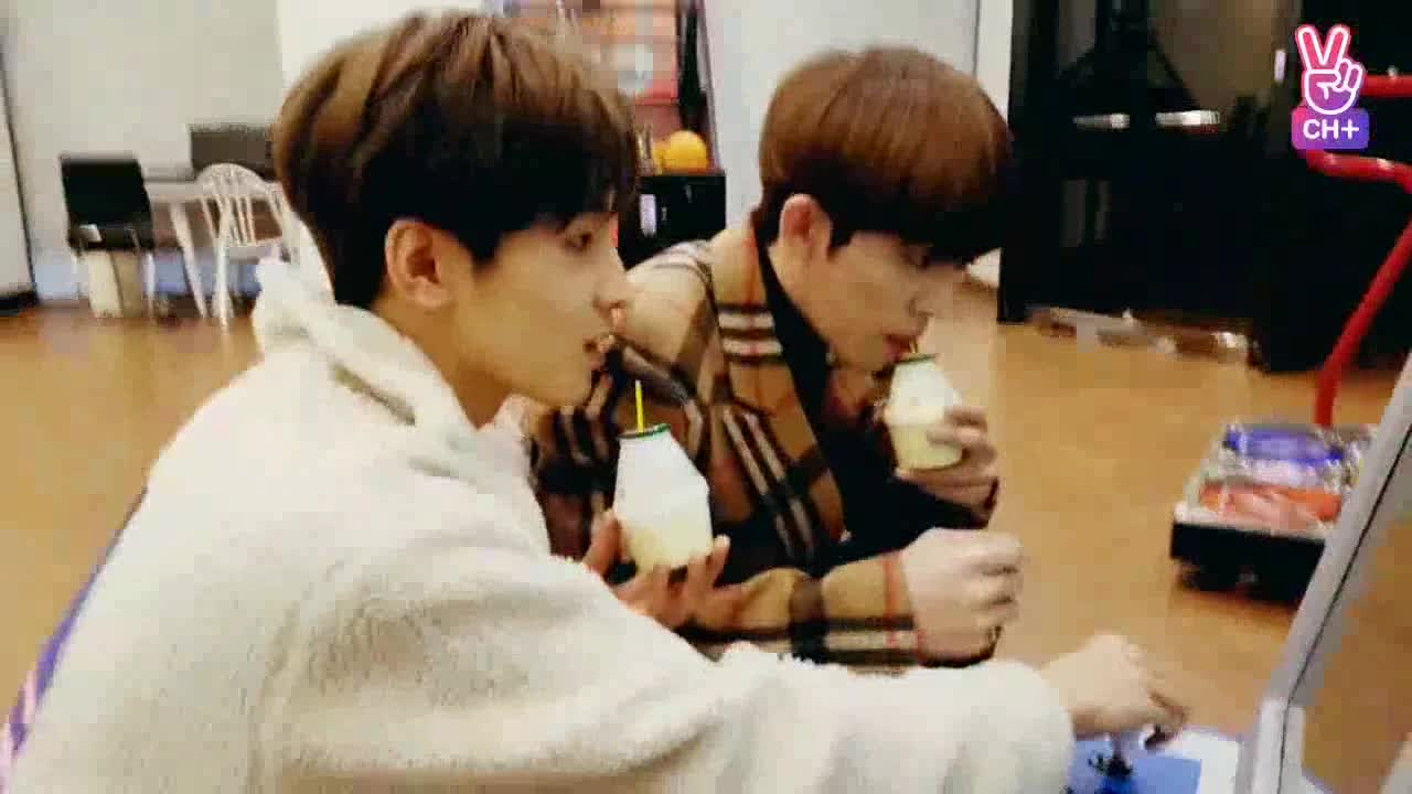 [CH+ mini replay][SEVENTEEN]세븐틴 에스쿱스&원우의 '99가지의 게임''99 kinds of games'by S.Coups&Wonwoo of SEVENTEEN