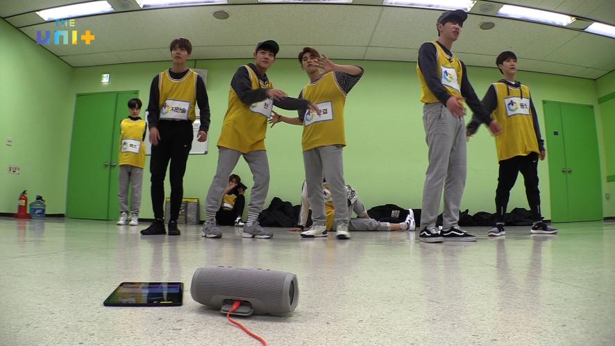 [21-22회 선공개] 고호정 조의 댄스 배틀?! / KO HO JUNG Group's Dance Battle?!