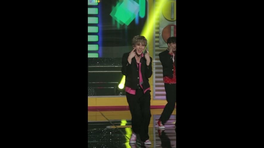 [선공개] 유닛B 직캠/ 비주(탑독) / 내꺼 [Unit B / B-JOO(TOPPDOGG) / You're Mine / Fan Cam ver.]