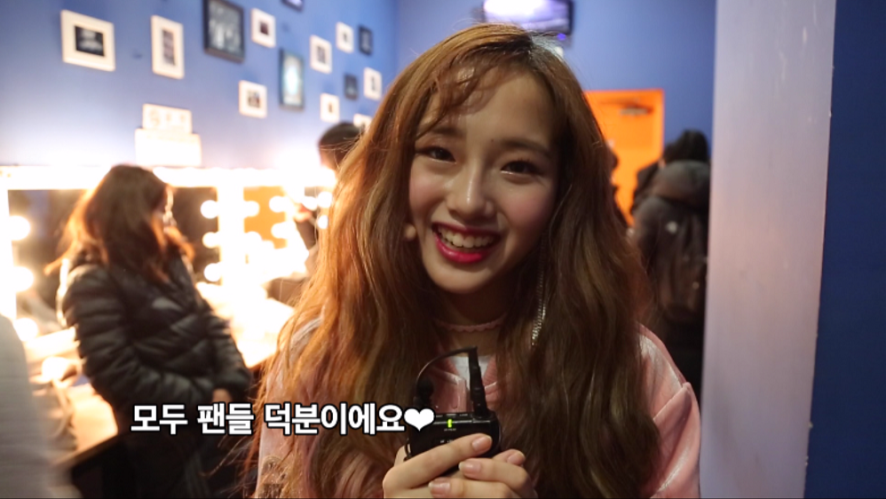 츄팝츄스 Episode 2. 'Dream Of Paradise' Showcase Behind the scene