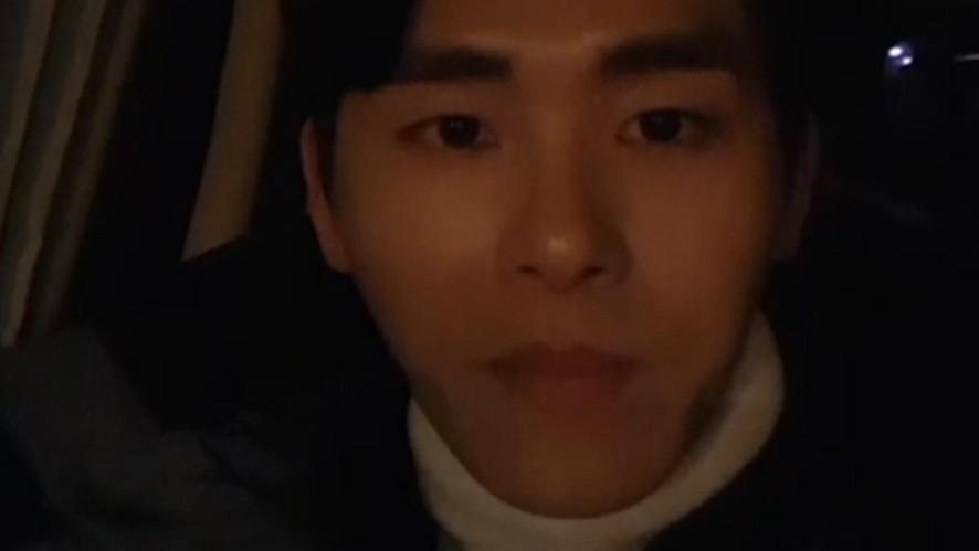 [Hoya] 이호원,,, 니가 나의 망고스틴이다💗 (Hoya talking about mangosteen)