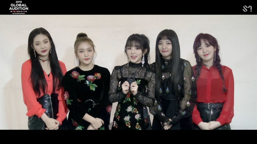 [S.M. ARTIST MESSAGE] 2018 S.M. GLOBAL AUDITION