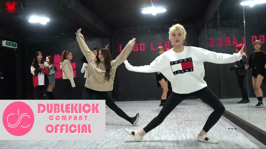 "MOMOLAND(모모랜드) - ""뿜뿜(BBoom BBoom)"" Dance Practice Making film"