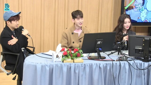 컬투쇼 with 조권, 2PM 우영, 청하