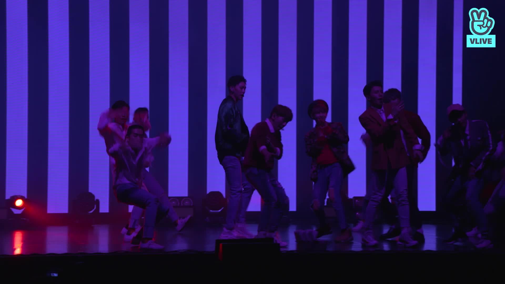 "JBJ '판타지' -2nd Mini Album <True Colors> Showcase ""JOYFUL COLORS"""