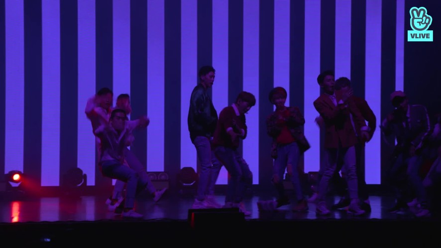 "JBJ 'Fantasy' -2nd Mini Album <True Colors> Showcase ""JOYFUL COLORS"""