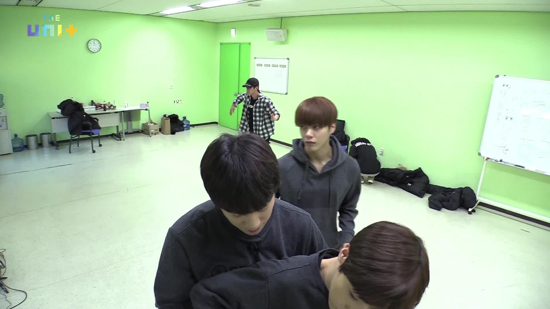 [유닛B] 하드털이/ ALL DAY [Unit B ALL DAY_Behind]