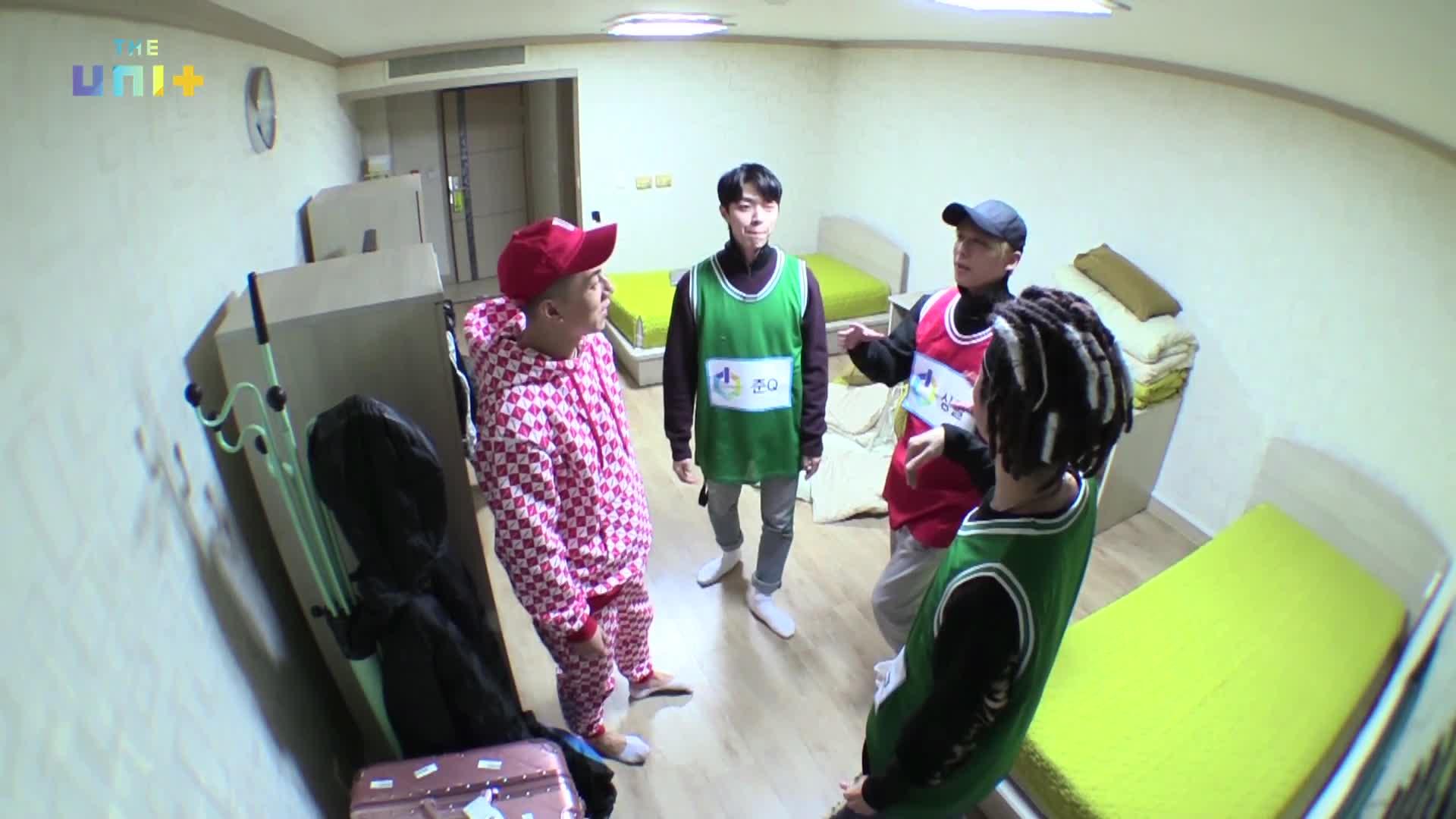 [유닛B] 하드털이/ 내꺼 [Unit B You're Mine_Behind]