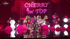 [유닛G] Cherry on Top FULL CAM ver. [UNIT G / Cherry on Top FULL CAM ver.]