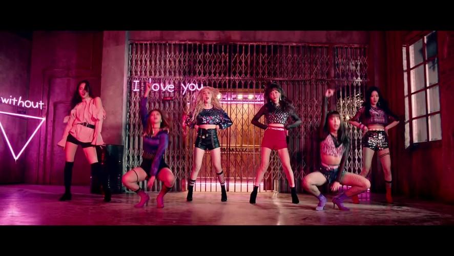 [더유닛] 여자 미션 2위 'Cherry on Top' 스페셜 비디오 ['Cherry on Top' Special Video]