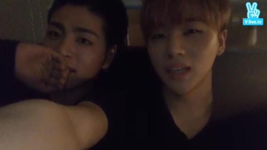 [2년 전 오늘의 iKON] 오랜만이야 많이 그리웠어 ㄱㅈㅎ💖 (iKON 2years ago)
