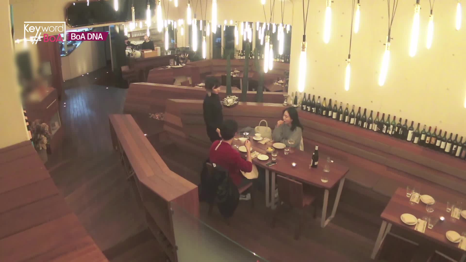 [키워드#보아] Ep.06 보아&키, 둘만의 첫 저녁식사! (2)