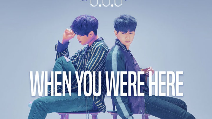 [Nick&Sammy] 2nd EP 'When you were here' 발매기념 VLIVE