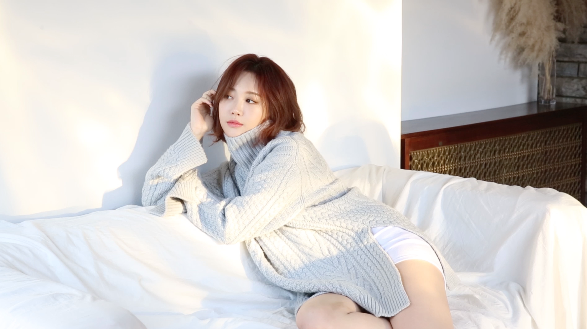 [T-CUT] YURA(Girl's Day) Photoshoot Behind