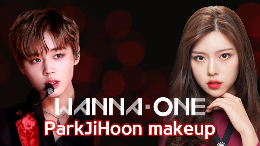 Wanna one Park Ji Hoon Makeup