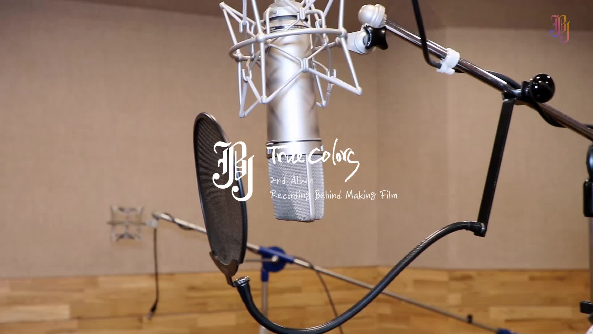 JBJ - '꽃이야(MY FLOWER)' Recording Making Fiilm