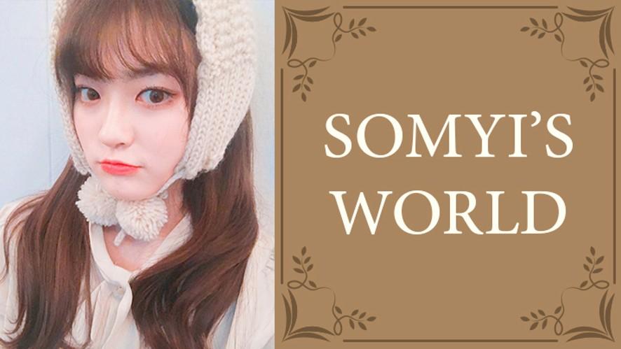SOMYI'S WORLD
