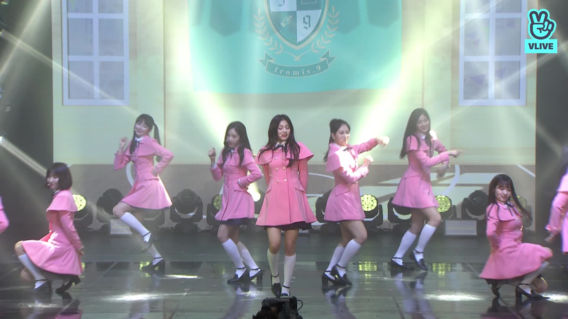 """fromis_9 (프로미스나인) 'To Heart' - DEBUT SHOWCASE """"To. Heart from. fromis_9"""""""