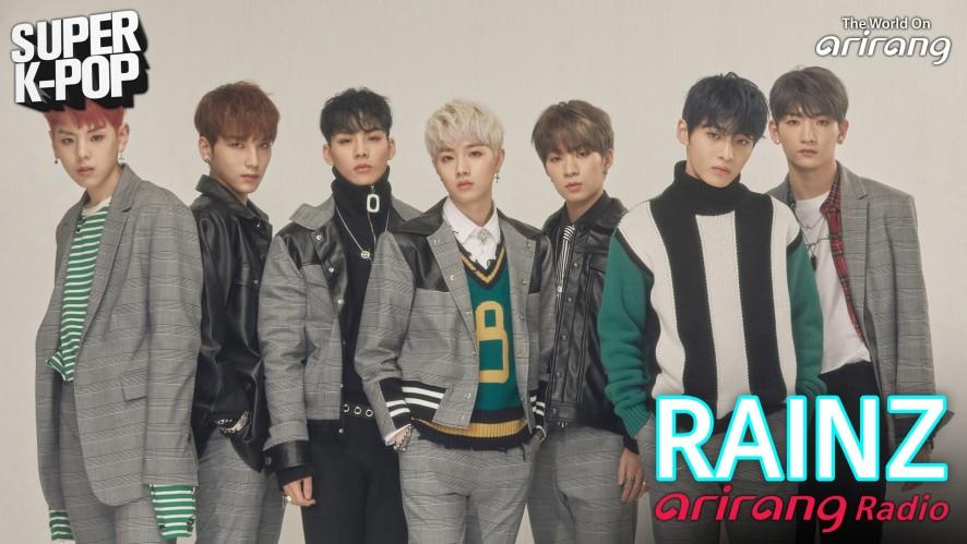 Arirang Radio (Super K-Pop/RAINZ)