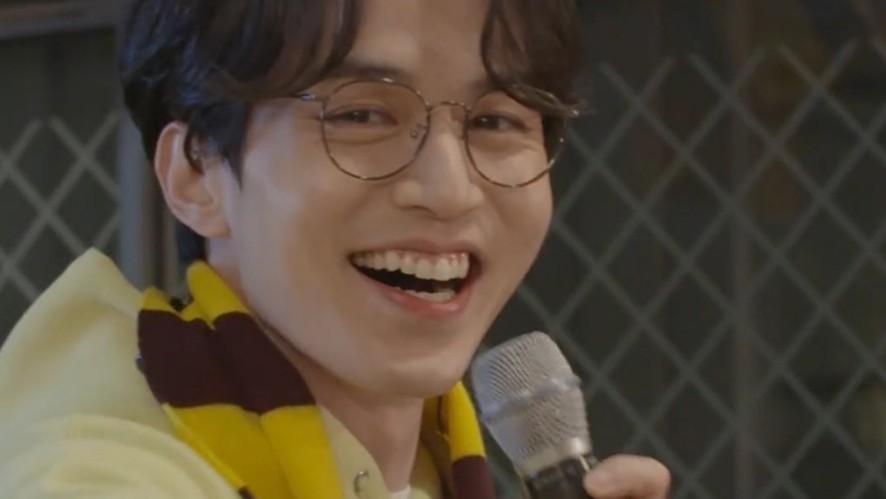 [LEE DONG WOOK] 농욷의 큐티쁘띠함을 모르는 당신은 너무해 너무해‼️ (DJ WOOK's cuteness)