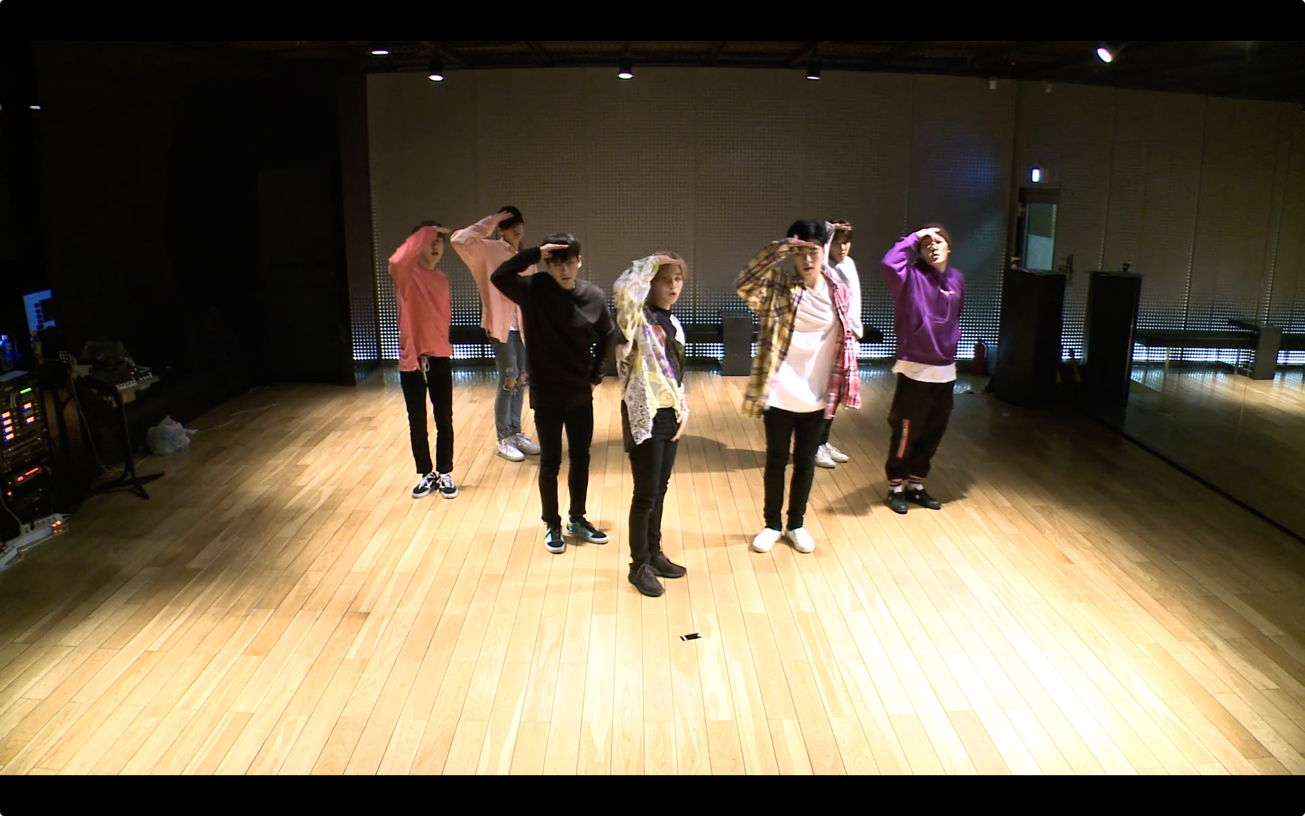 iKON- 'BEAUTIFUL' DANCE PRACTICE VIDEO