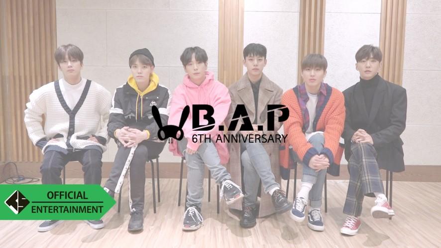 [Special Clip] B.A.P 6TH ANNIVERSARY