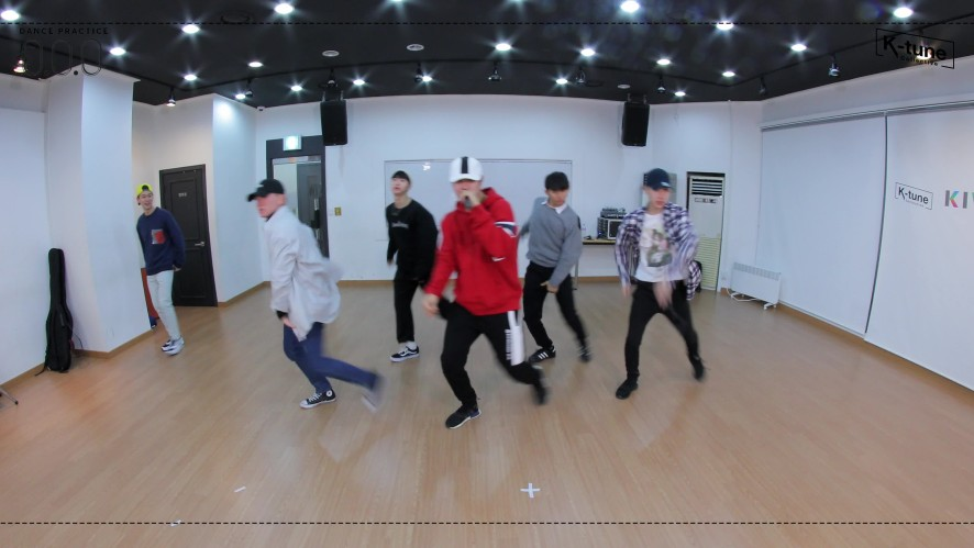 "[Nick&Sammy] ""O.o.O (On or Off)"" 안무 연습 (Dance Practice)"